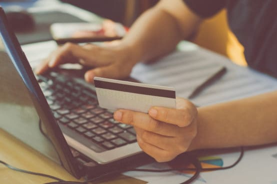 Do you pay for online services with your customer's data?